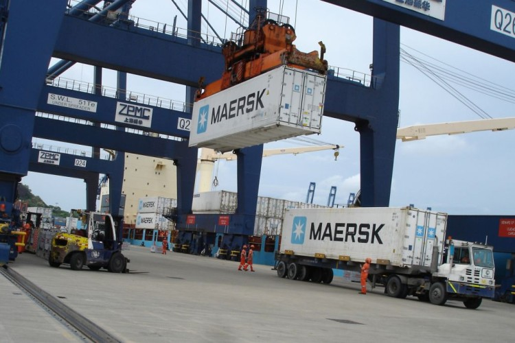 Panama Canal Expansion 91.3% advance recorded