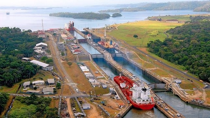 The Panama Canal and its 101 years