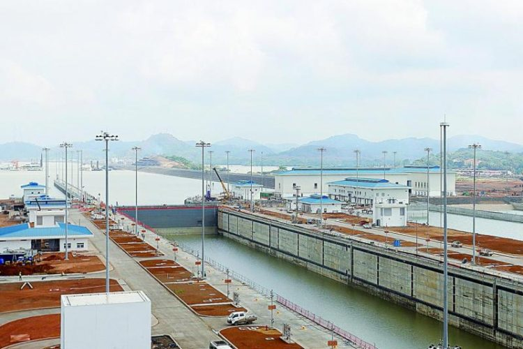 Panama Canal suspends draft restrictions and operating normally